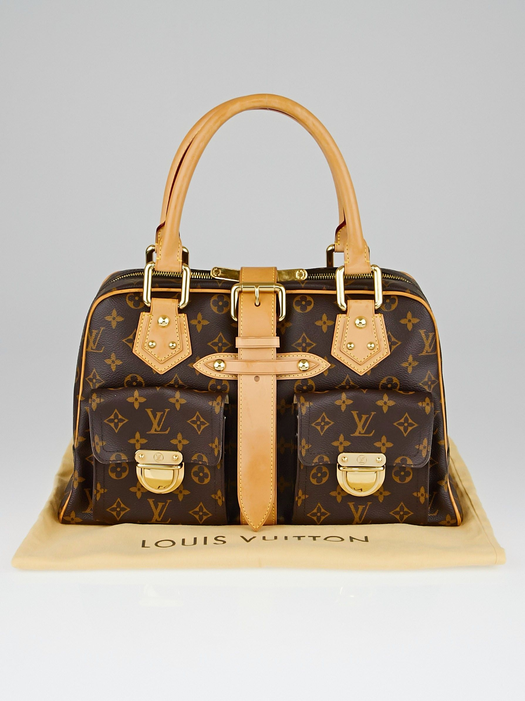 A mixture of Marc Jacobs  iconic bags with Louis Vuitton s classic  signatures is what makes this stunning bag a winning combination. c092beec38