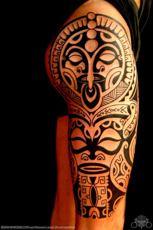Small Maori Tattoo Designs: Small Ankle Tattoos For Girls