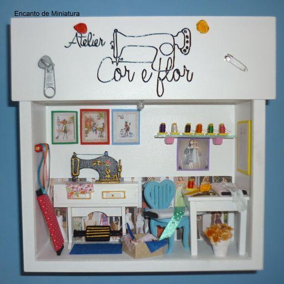 Encanto Miniatura é uma loja do Elo7 que cria produtos únicos e personalizados em miniatura.