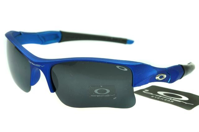 Blue Oakleys