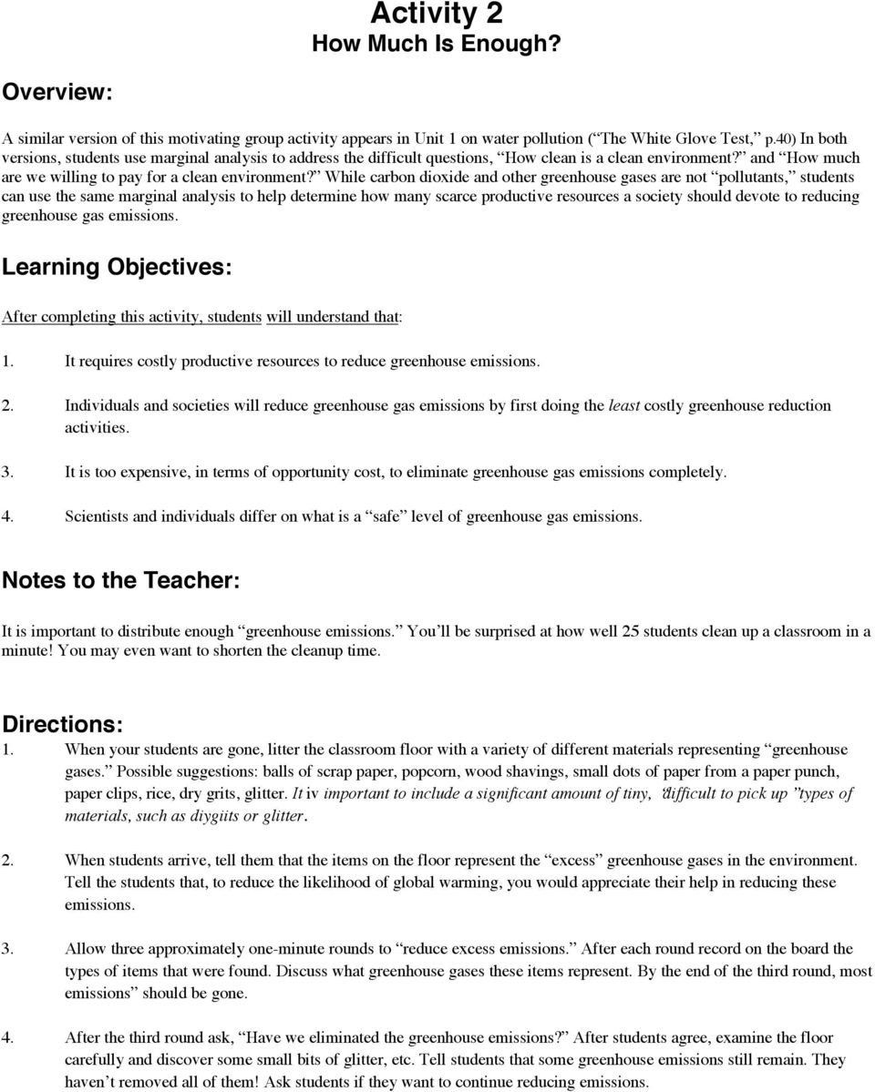 Analyzing Data Worksheet Answer Student Activities ...