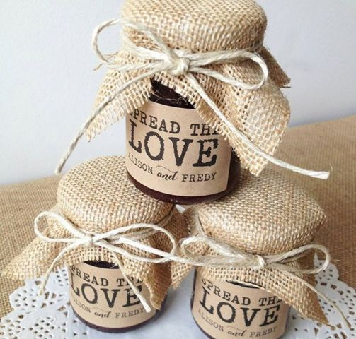 Creative Engagement Party Favors With Images Wedding Party