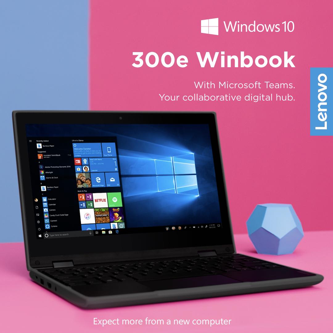 300e (2nd Gen) in 2019 | Lenovo 300e Chomebook Laptop