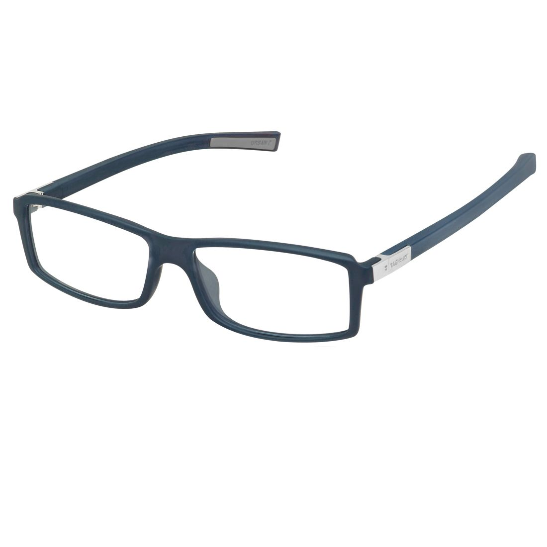 a47d666ba3 TAG Heuer 0513 Urban 7 Eyeglasses Matte Blue Grey 007