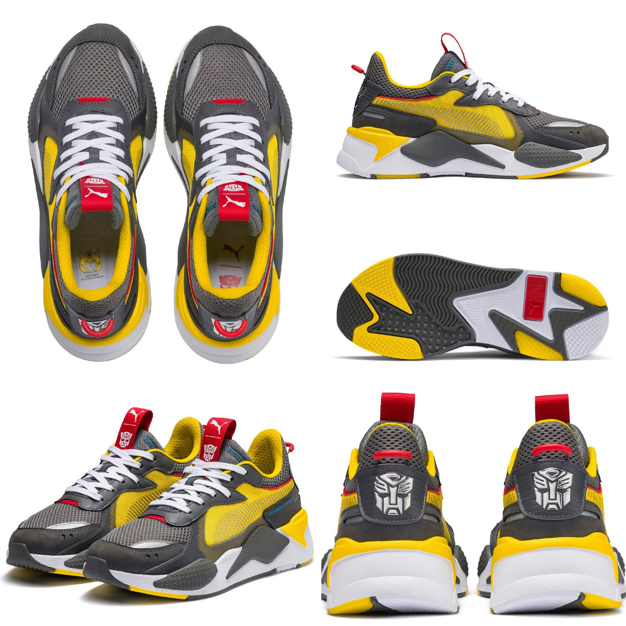 56a48c9df9 Puma x Transformers | SHOE-TACULAR HOMME in 2019 | Shoes, Sneakers ...