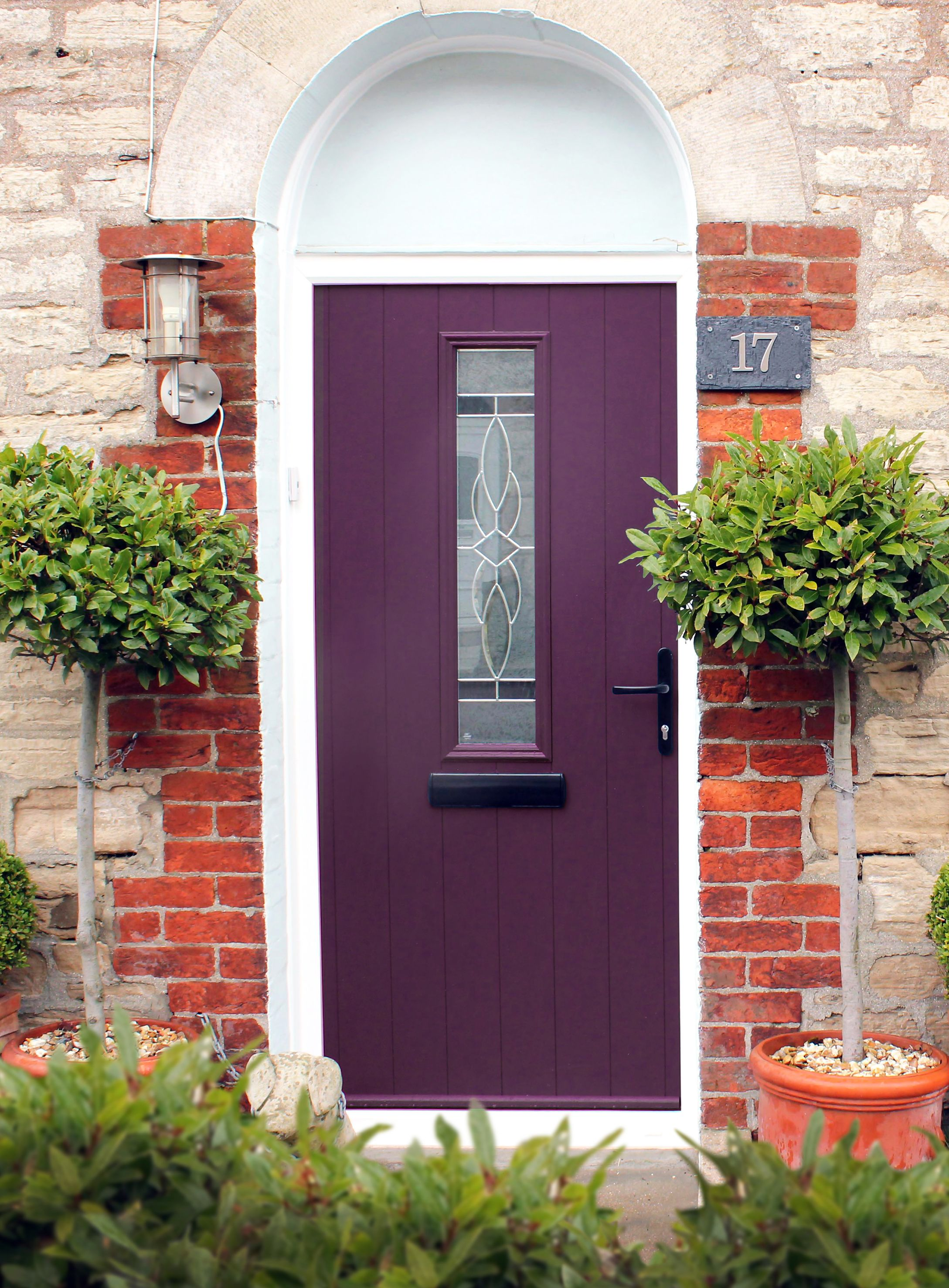 Our Solidor Italia Collection feature Timber Core Composite Doors ...