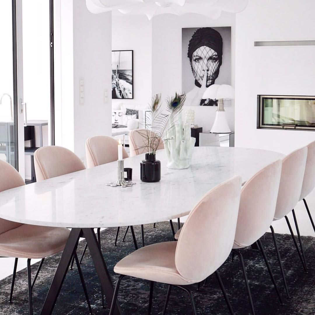 10 Inspirational Dining Room Ideas On Insplosion Blog In 2020