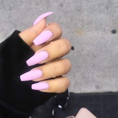 Nails Spring Colors For Pale Skin Shorter Nails Though With Images Long Nails Cute Acrylic Nails Pink Nails