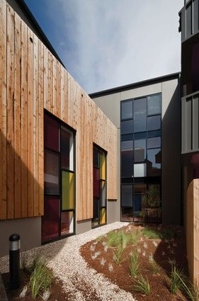 McIntyre Drive Social Housings, Altona by MGS Architects.