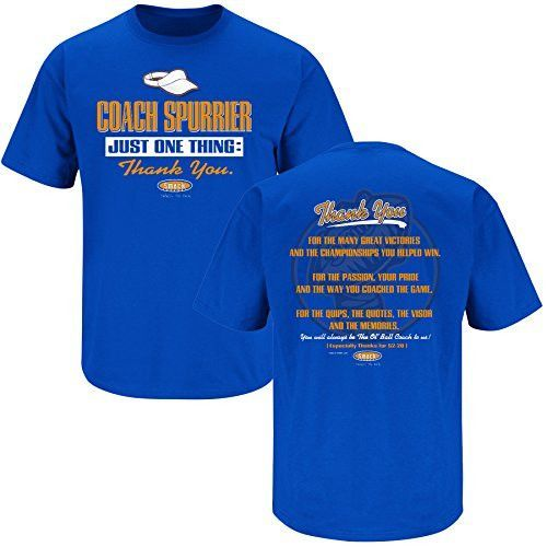 Florida Gators Fans Steve Spurrier Tribute T Shirt