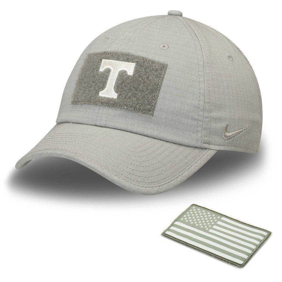 caa4098f6f0 Nike Tennessee Volunteers Olive Tactical Heritage 86 Performance Adjustable  Hat