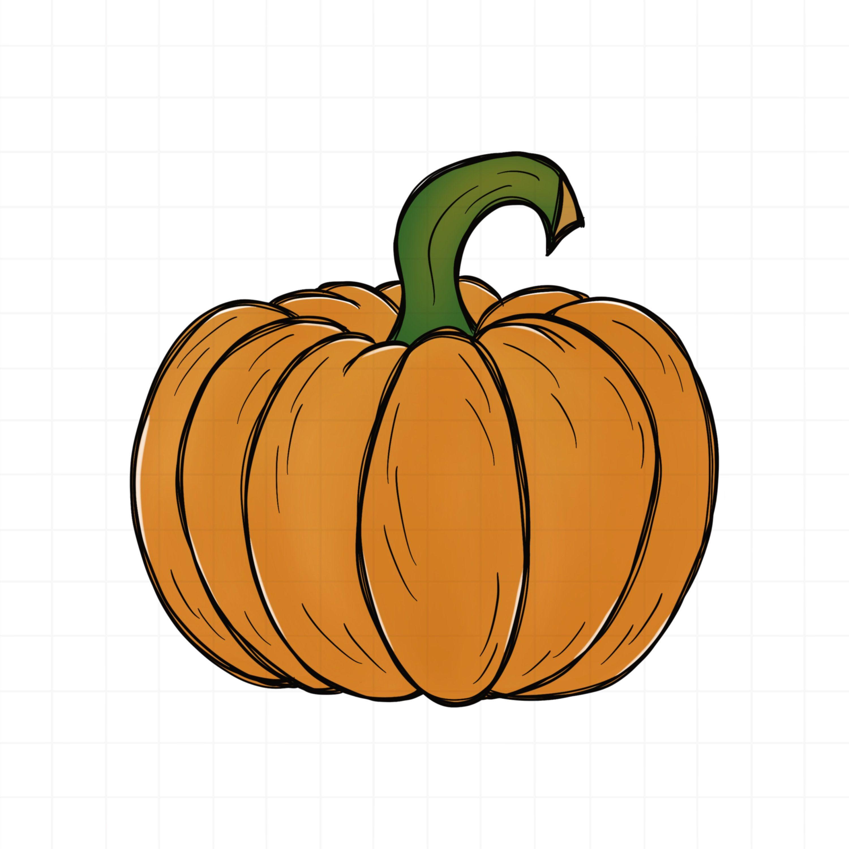 Pumpkin Png Pumpkin Clipart Pumpkin Sublimation Digital Png Etsy In 2021 Pumpkin Clipart Clip Art Pumpkin Illustration