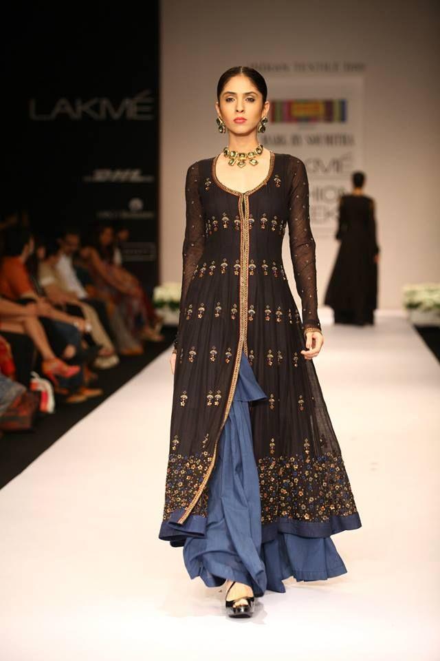Suno Aisha Photo Fashion Top Design Fashion Lakme Fashion Week