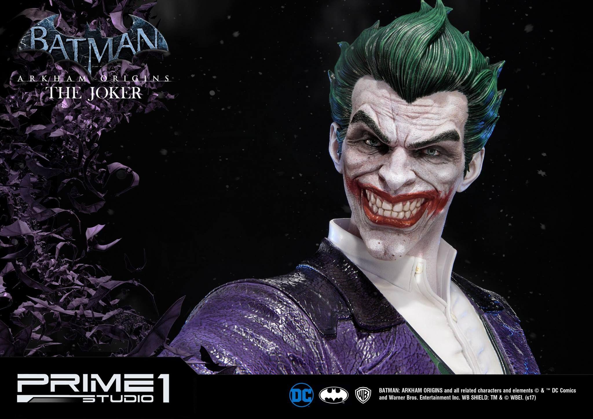 Prime 1 arkham origins joker statue 020g 20481447 batman prime 1 arkham origins joker statue 020g voltagebd Gallery