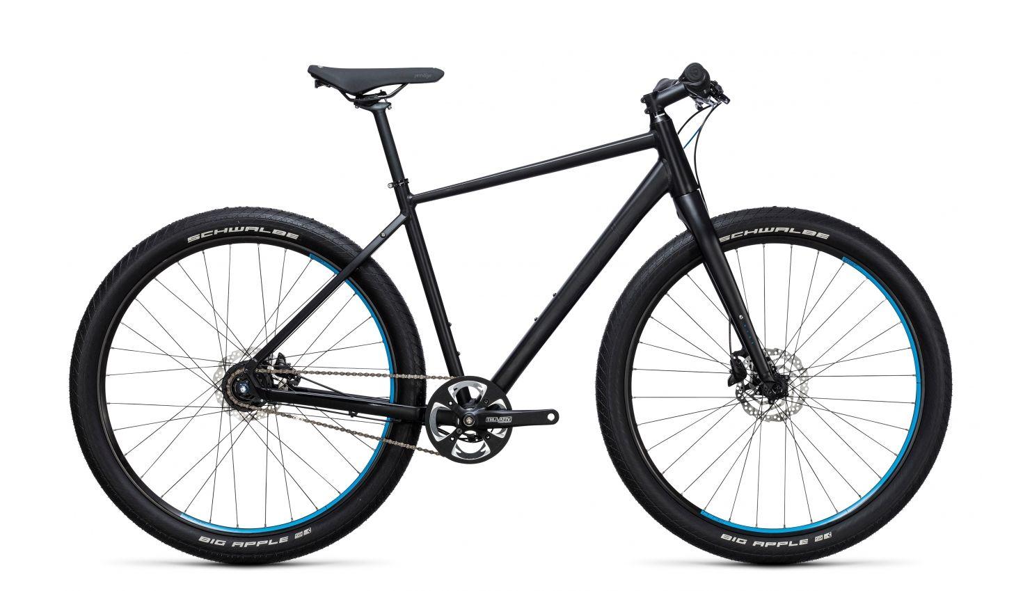 Cube Hyde Pro Black N Blue Gunstig Kaufen Fahrrad De Burley Trailer Bike Bike Rental