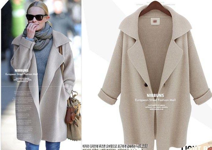 New 2013 Plus Size Cardigan Sweaters Pattern Women Cashmere ...