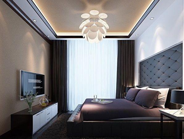 Beautiful Bedroom Ceiling Lights Ideas For Minimalist Bedroom