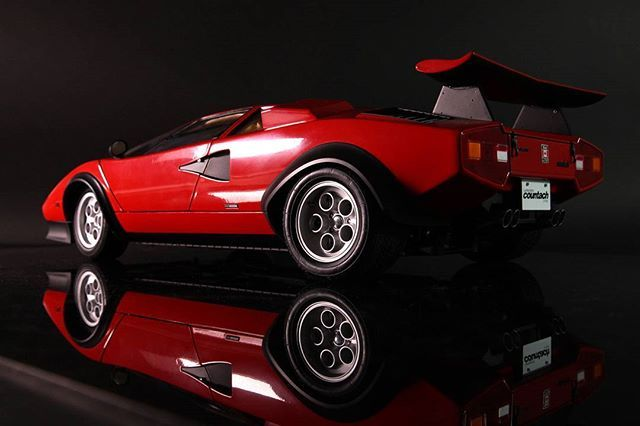 The Lamborghini Countach Is A True Supercar Icon What S Your