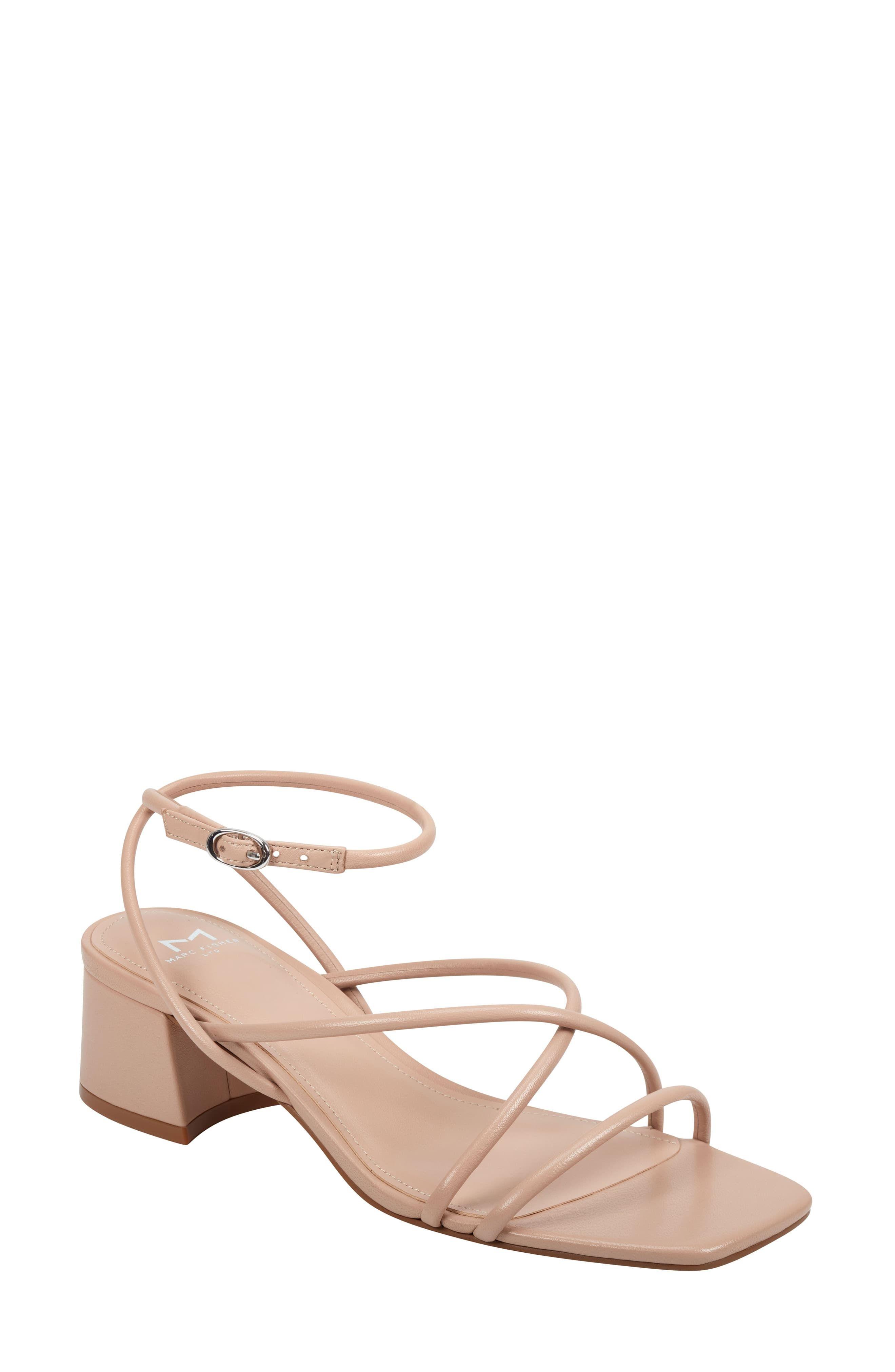 Yeezy Suede Sandals (Season 2) | Beige sandals heels