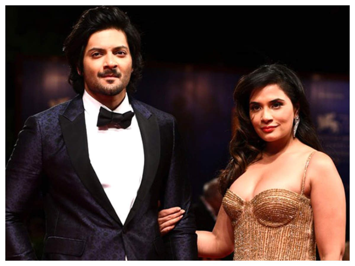 Richa to tie the knot with Ali on April 15