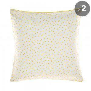 Set of 2 Sprinkles European Pillowcases