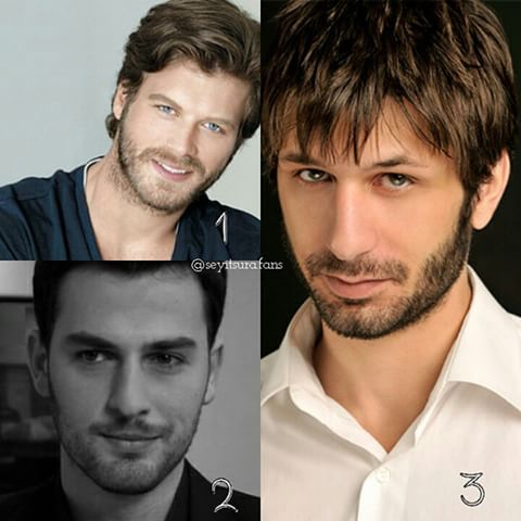 Who is your favourite actor from ' Kurt Seyit & Sura '?  1 - Kivanç Tatlıtuğ  2 - Birkan Sokollu  3 - Ushan Çakir  vote in comment ☺⬇{ #kivanctatlitug #kivançtatlıtuğ #ushançakir #birkansokullu }