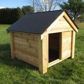 Best Infinite Cedar Doghouse Outbuildings Shops Large Dog House Wood Dog House Extra Large 400 x 300