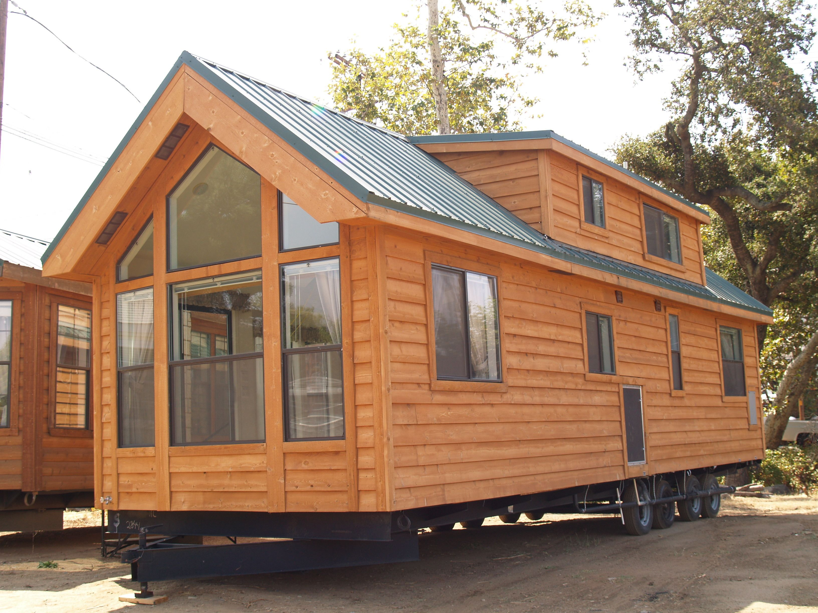Check out this 2015 Instant Mobile House CedarLoft