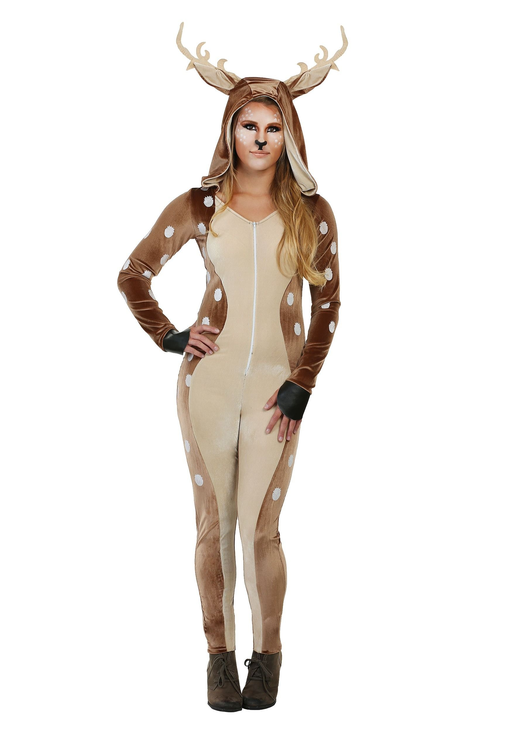 deguisement bambi adulte