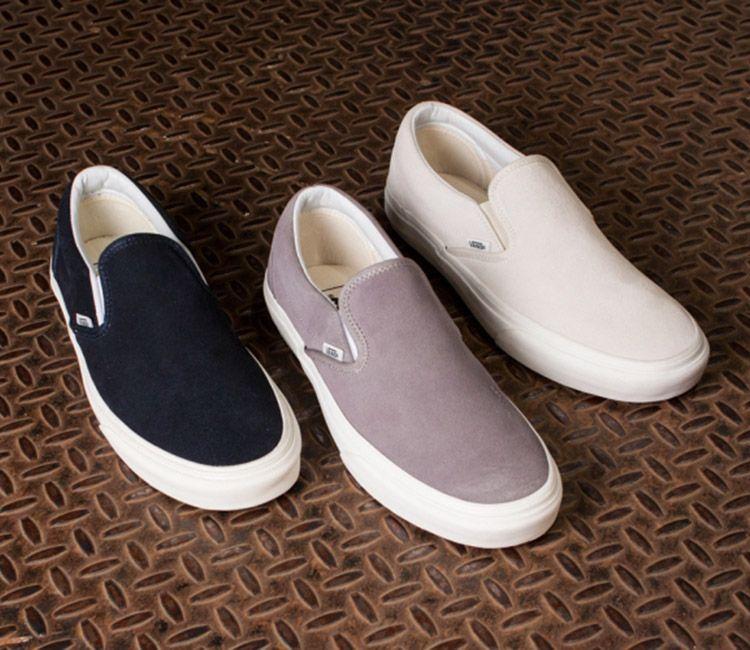 Vans Slip On Vintage Pack Jesien 2015 Shoes Nice Shoes Vans Shoes