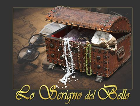 2017 - Lo Scrigno del Bello -  The box of beautiful things,  March 19, and April 9, 9 a.m.-7 p.m., in Calenzano (Florence), Via della Chiesa 37; antique, vintage, local crafts, jewels, accessories and miniatures exhibit and sale.