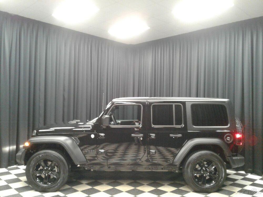 2020 Jeep Wrangler Sport Altitude 2020 Sport Altitude New