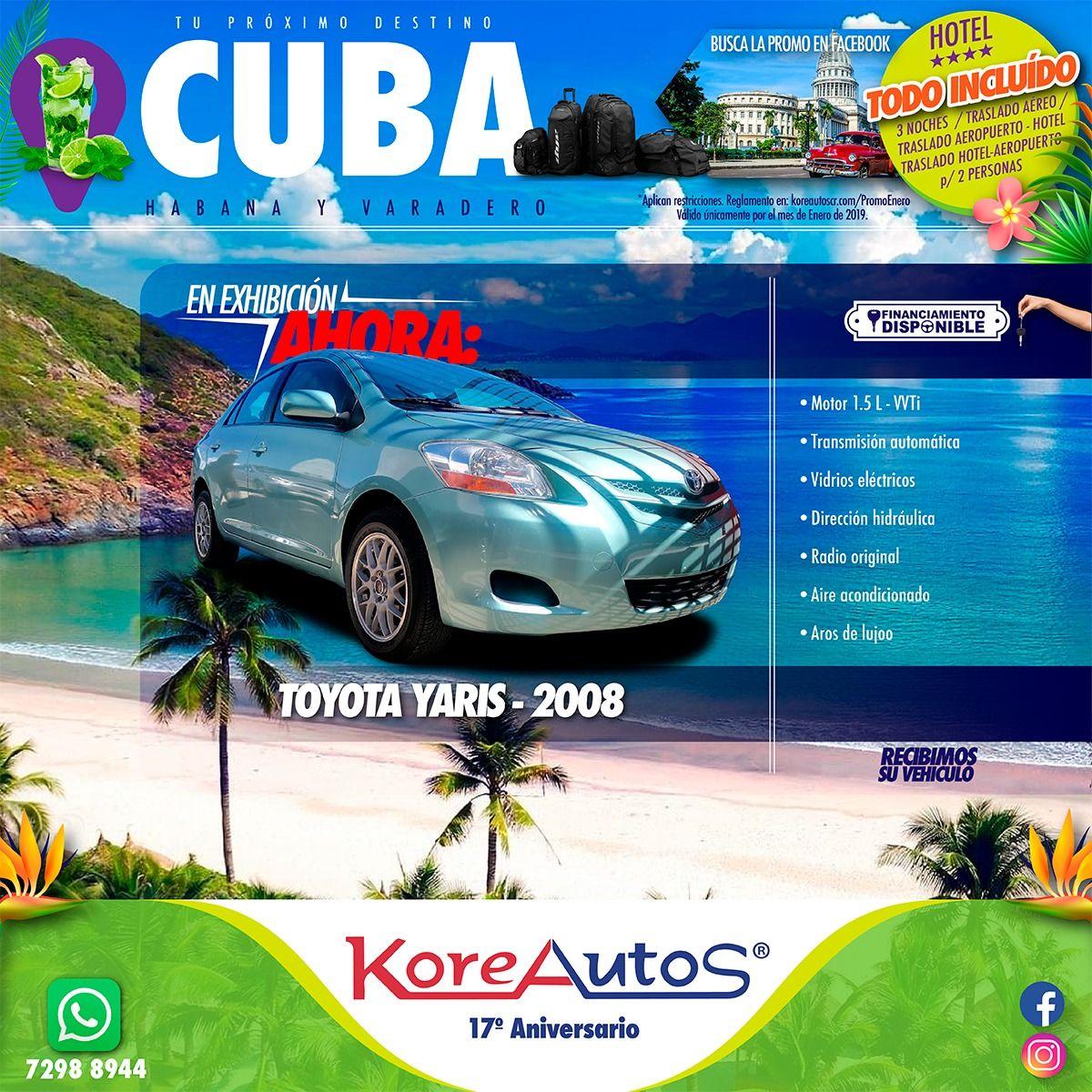 Toyota Yaris 2008 Toyota, Hyundai, Yaris