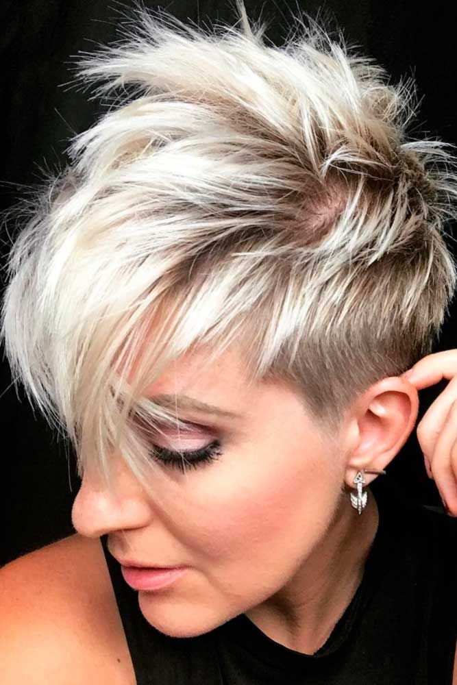 21 Blonde Pixie Haircuts Looks Like Katy Perry | Short and to the ...