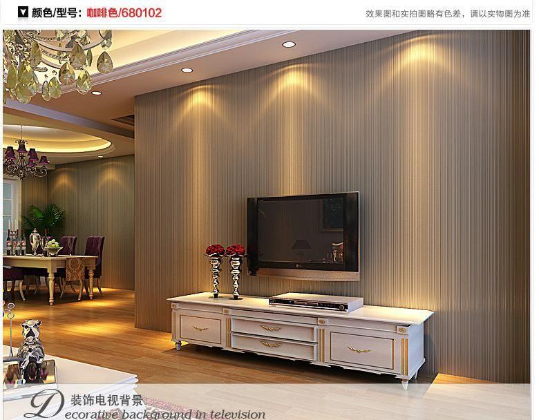 Não tecido preto branco silver gold glitter papel de parede listrado rolo de papel de parede papel de parede listrado papel de parede simples em Papéis de parede de Casa & jardim no AliExpress.com | Alibaba Group
