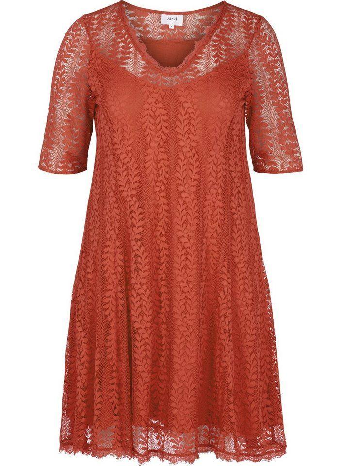 Zizzi Kleid | Kleid mit ärmel, Modestil