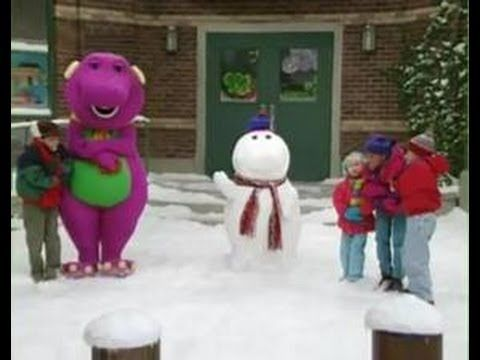 Barney Friends A Sunny Snowy Day Season 6 Episode 5 Youtube