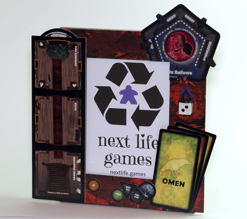Betrayal at House on the Hill 3D Deluxe Board Game