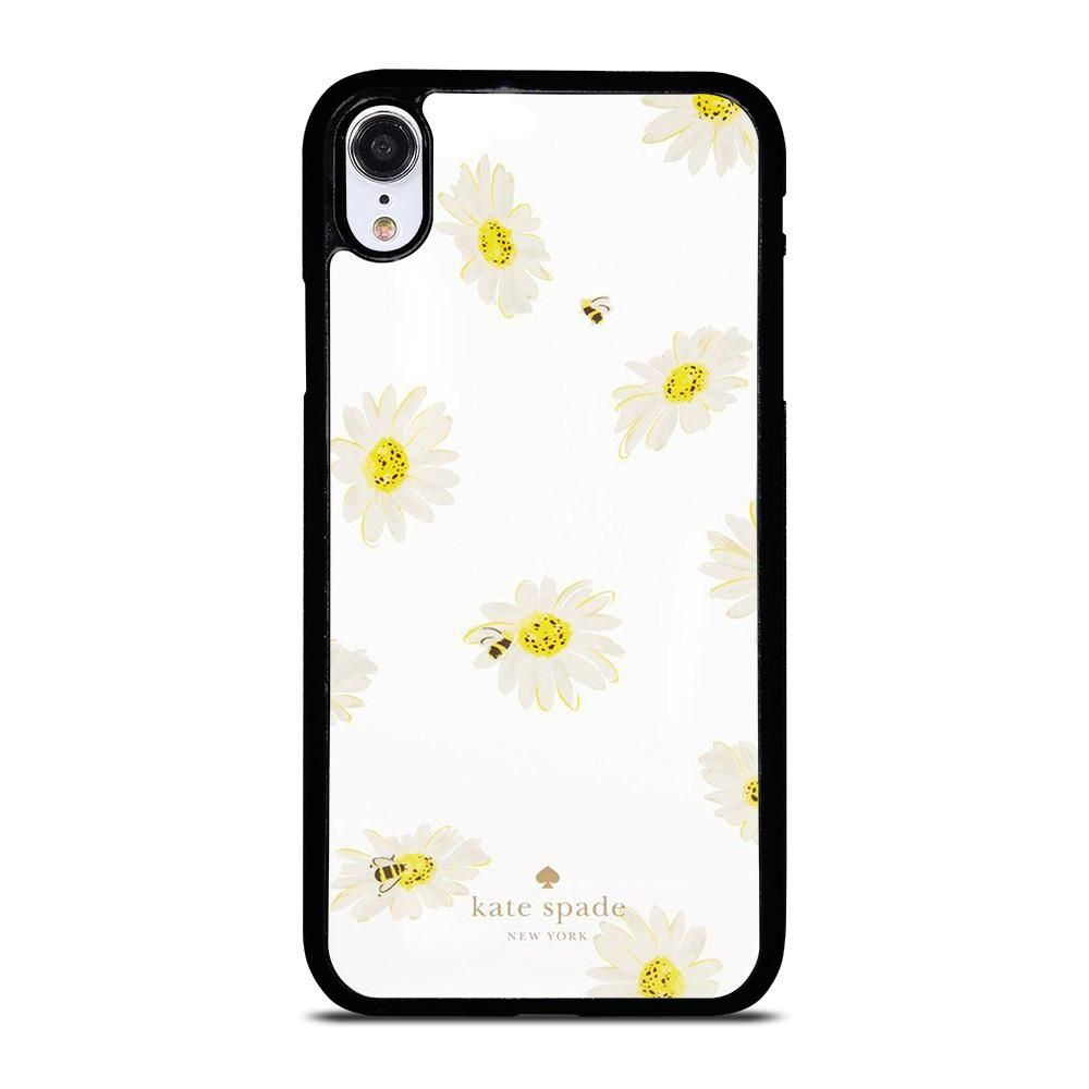 Kate spade flower bee iphone xr case cover casesummer