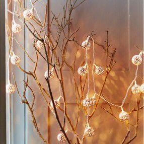 Mini String Lights Maroq Mini String Lights  Christmas Decor  Pinterest  Minis