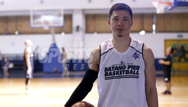 Gary David Ready To Suit Up Again For Globalport Hopes Fans Continue Support Him