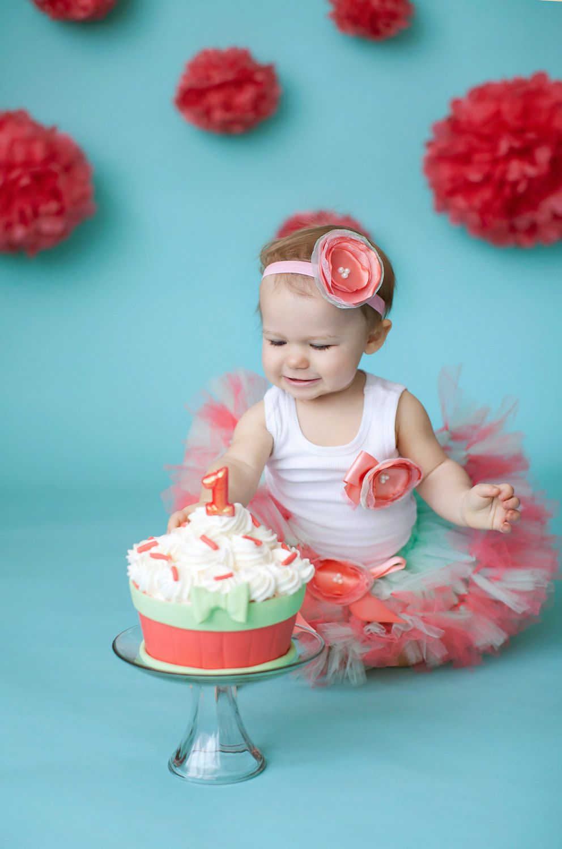 Birthday Tutu | 1st Birthday Tutu Dress | Baby Birthday Tutu | Cake ...
