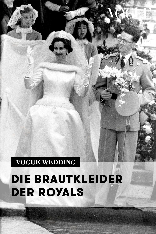 Brautkleider Von Prinzessinnen Und Koniginnen Brautkleid Grace Kelly Hochzeit Schone Brautkleider