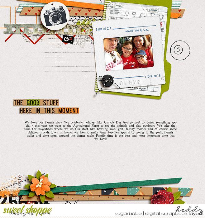 Document Everyday by Studio Basic Designs