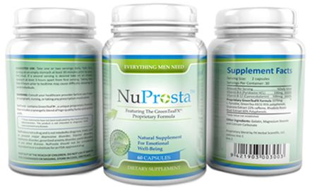 how to help against prostate problems naturally
