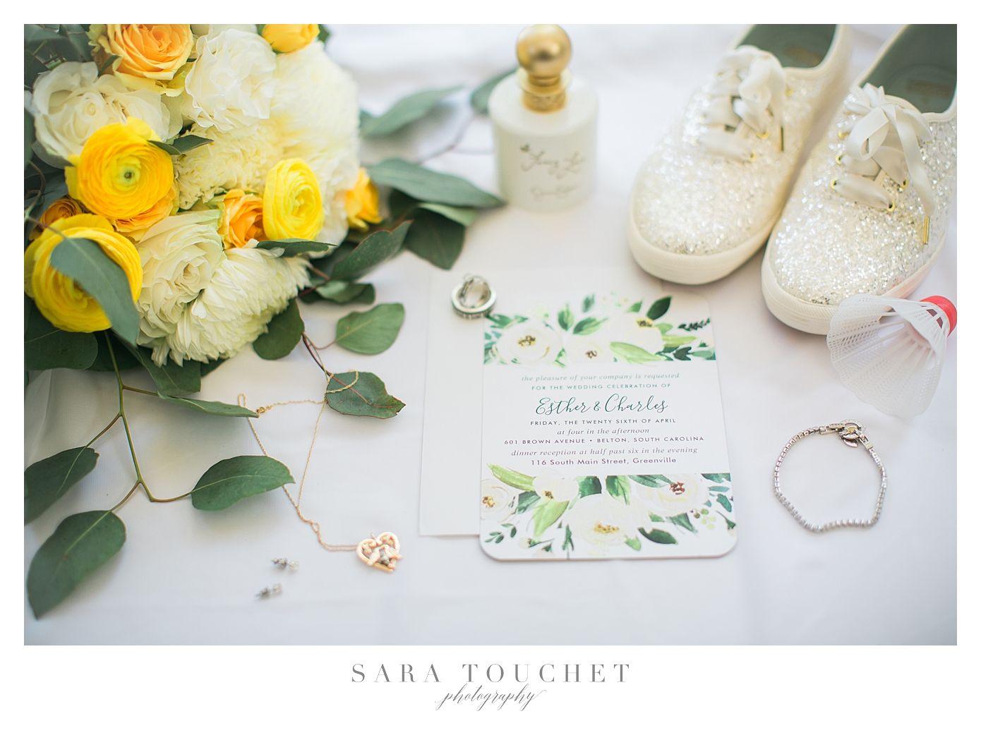 Intimate Backyard Wedding in Belton SC | Backyard wedding ...