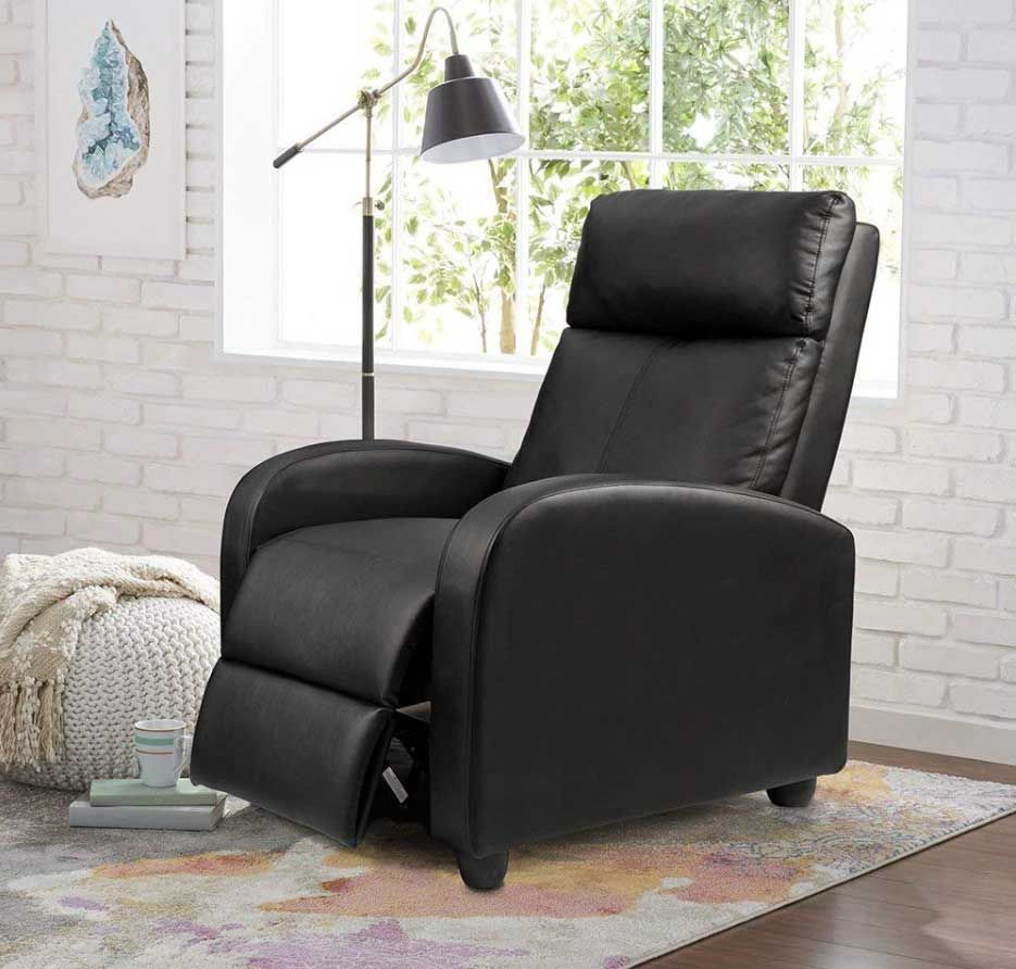 Cheap home theater seating canada with recliner home