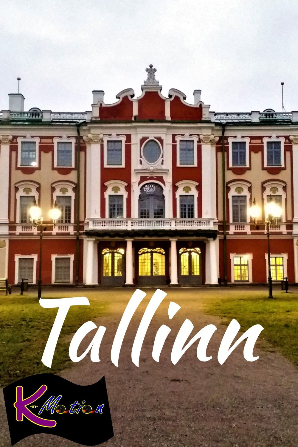 Discover Old and New Tallinn