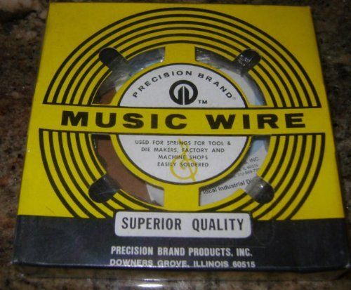698158 Music Wire 011 By Precision Brand 12 00 Home