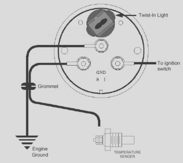 15  Car Temperature Gauge Wiring Diagram